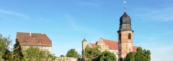 Markgrafenkirche Cadolzburg