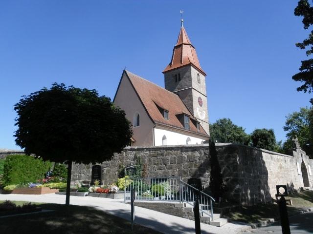 Vituskirche Veitsbronn